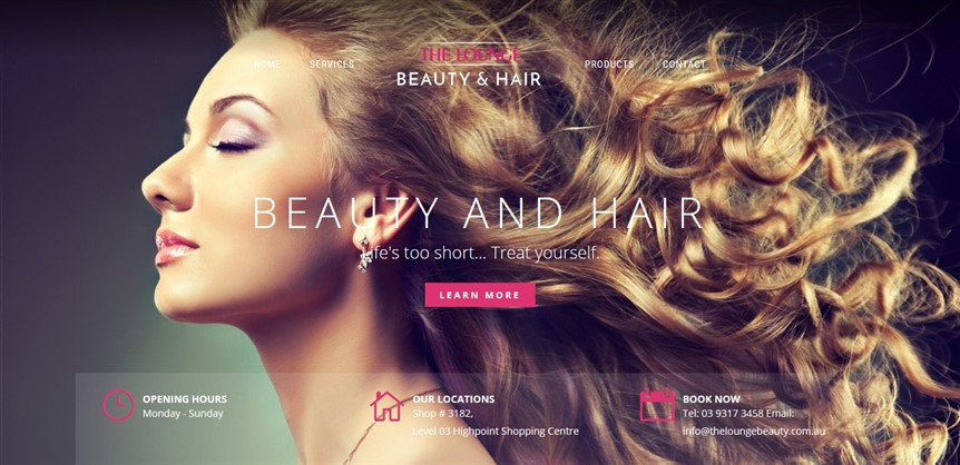 The Lounge Beauty & Hair